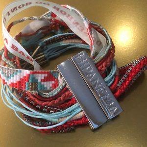 Hipanema Cannes Multicolour Bracelet